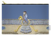 Zorastrian Fire Temple, Iran Carry-all Pouch
