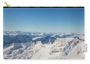 Zugspitze Observatory Panorama Carry-all Pouch