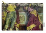 Zuloaga: Bullfighters Carry-all Pouch