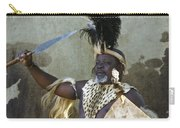 Zulu Pride Carry-all Pouch