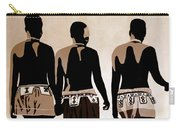 Zulu Sisters Carry-all Pouch
