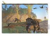 Zuniceratops River Carry-all Pouch
