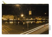 Zurich At Night Carry-all Pouch