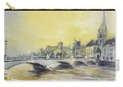 Zurich Sunset- Switzerland Carry-all Pouch