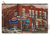 Zytynsky's Deli Rosemont Montreal Carry-all Pouch