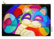 Zzzzzzzzzzzz Cat Carry-all Pouch
