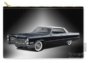 1966 Cadillac Coupe Deville Carry-all Pouch