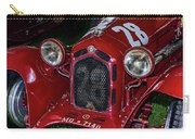 A 1930 Alfa Romeo 6c 1750 Gs  Carry-all Pouch