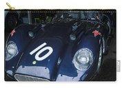 A 1950's Lister Jaguar Race Car Carry-all Pouch