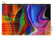 Abstract #35 Carry-all Pouch