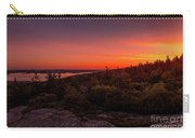 Acadia National Park Sunrise  Carry-all Pouch