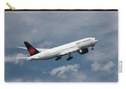 Air Canada Boeing 777-233 Lr Carry-all Pouch