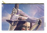 Alita Battle Angel Carry-all Pouch