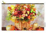 Autum Harvest Carry-all Pouch by Mark Allen