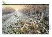 Autumn Frosts Carry-all Pouch