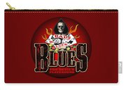 Bad Luck Blues Carry-all Pouch