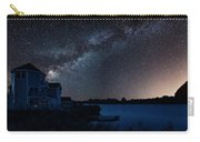 Beautiful Night Sky Astrophotography Landscape Image Of Milky Wa Carry-all Pouch