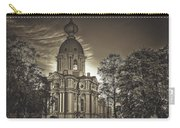 Beautiful Smolny Monastery Carry-all Pouch