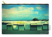 Blankenberge Beach Carry-all Pouch