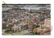 Boston Government Center, North End And Harbor Carry-all Pouch