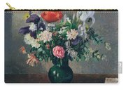 Bouquet Of Flowers, 1898 Carry-all Pouch