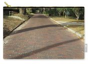 Brick Road In Palatka Florida Carry-all Pouch