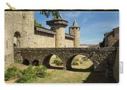 Bridge At Carcassonne Carry-all Pouch