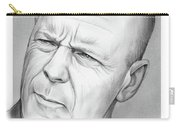 Bruce Willis Carry-all Pouch