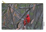 Cardinal On Watch 2 Carry-all Pouch