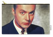 Charles Boyer, Vintage French Actor Carry-all Pouch