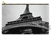 Close Up View Of The Eiffel Tower From Underneath  Carry-all Pouch