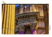 Columns Of The Palace Of Fine Arts Carry-all Pouch