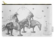 Cosmic Cowboys Carry-all Pouch
