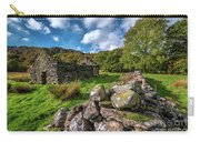 Cottage Ruin Snowdonia Carry-all Pouch