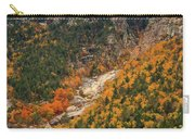 Crawford Notch Fall Foliage Carry-all Pouch