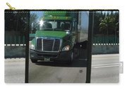 Green Freightliner Publix Carry-all Pouch