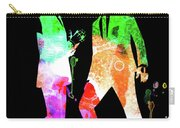 Daft Punk Watercolor Carry-all Pouch