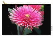 Hot Pink Dahlia  Carry-all Pouch