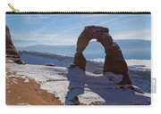 Delicate Arch Carry-all Pouch