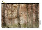 Digital Watercolor Painting Of Stunning Colorful Moody Vibrant A Carry-all Pouch