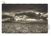 Dreamy Tahitian Sunset Carry-all Pouch