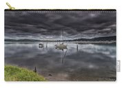 Early Morning Clouds And Reflections On The Bay Carry-all Pouch