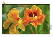 Fall Flowers Carry-all Pouch