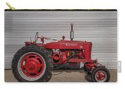 Farmall M And Steel Carry-all Pouch