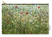 Flower Meadow Carry-all Pouch