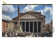 Fontana Del Pantheon Carry-all Pouch