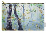 Forest Sunrays Carry-all Pouch