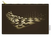 Game Of Kings Carry-all Pouch
