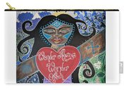 Goddess Of Wonder Carry-all Pouch