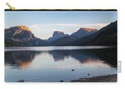 Green River Lake Carry-all Pouch by Michael Chatt